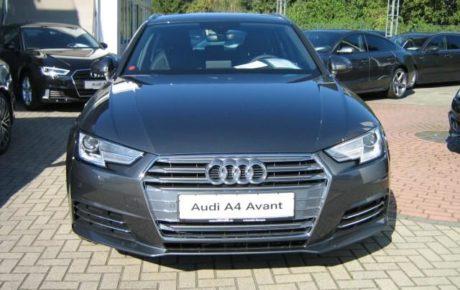 Prova su strada della nuova Audi A4 2.0 TDI Avant