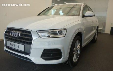 spacecarweb audi q3 2 0 tdi quattro s tronic s line xenon. Black Bedroom Furniture Sets. Home Design Ideas